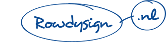 rowdysign logo