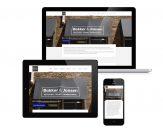 Website Bakker en Jansen - Responsive design