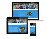 Website Talent Walks - Responsive design